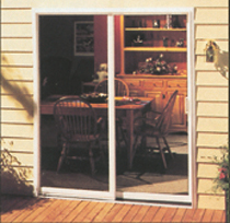 Energy Efficient Vinyl Sliding Patio Doors Target Windows And Doors