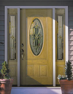 Charmant Fiberglass Entry Door