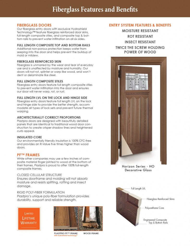 Fiberglass Entry Doors - Target Windows and Doors