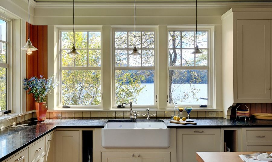 Kitchen Double Hung Windows Target Windows And Doors