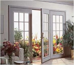 Swing patio door target windows and doors the swing patio door system gives you the look of the classic french door style but with only one operating door and screen this style compliments a planetlyrics Image collections